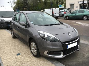 left hand drive car RENAULT SCENIC dci 95 expression tom tom FRENCH REG