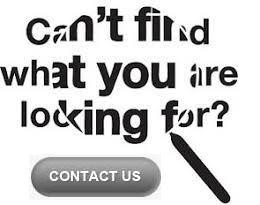 cant find what you're looking for?