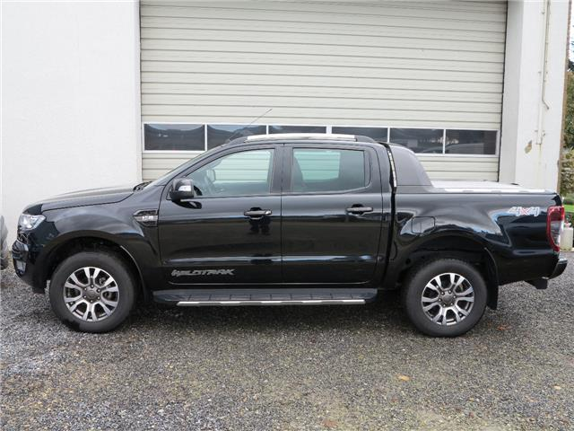 FORD RANGER (03/2016) - black - lieu:
