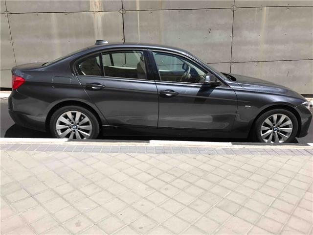 lhd BMW 3 SERIES (05/2012) - Grey - lieu: