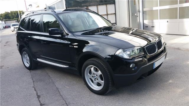 BMW X3 2.0d 177CV Spanish Reg