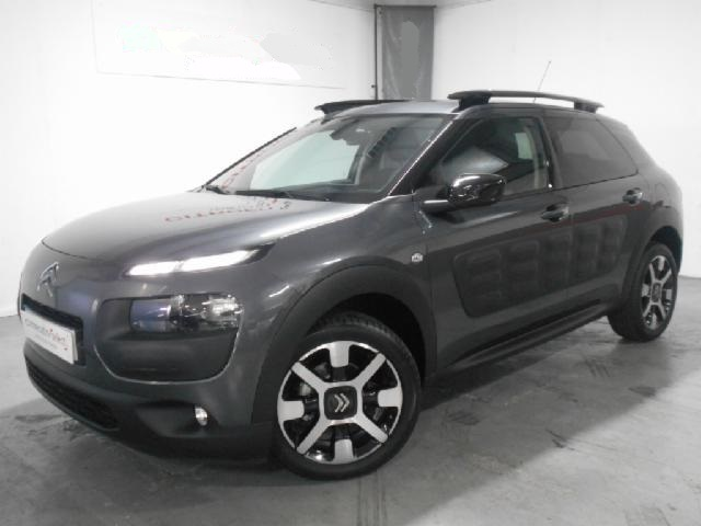 Left hand drive CITROEN C4 CACTUS 1.6 BLUEHDI 100CV SHINE EDITION 5P Spanish Reg