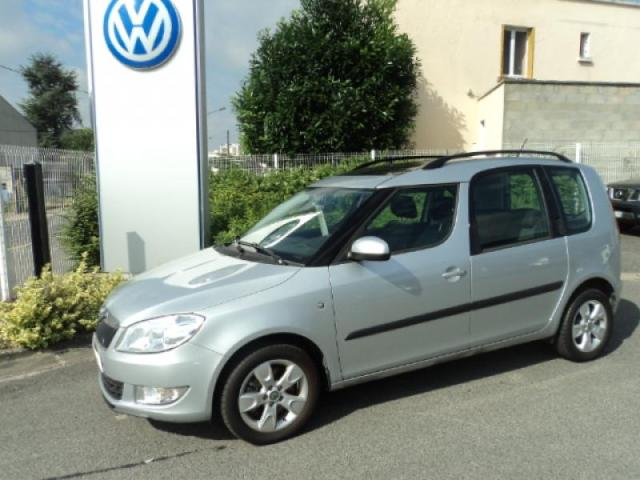 SKODA ROOMSTER 1.6 TDI TOUR DE FRANCE