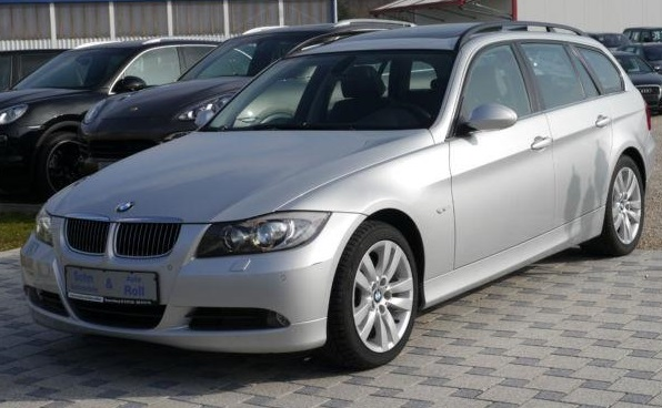 BMW 3 SERIES 325 XI TOURING