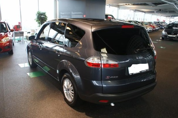 FORD S MAX (02/2009) - GREY METALLIC - lieu: