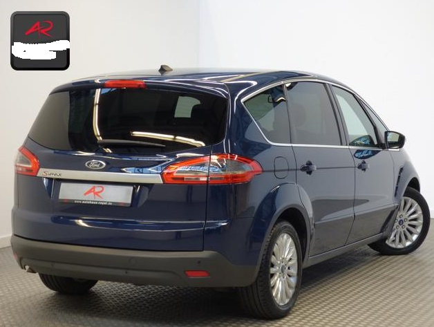 FORD S MAX (05/2011) - BLUE METALLIC - lieu:
