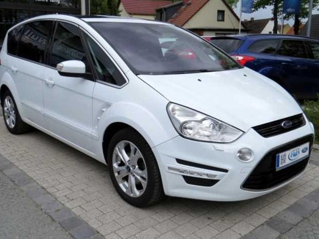 FORD S MAX (03/2012) - WHITE - lieu: