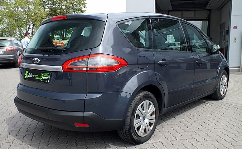 FORD S MAX (06/2013) - GREY METALLIC - lieu: