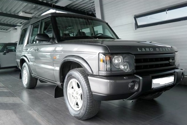 LANDROVER DISCOVERY DISCOVERY 2 TD5