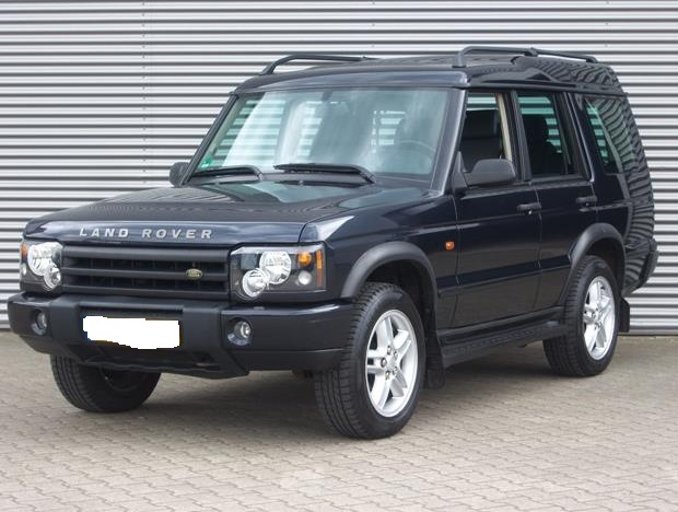 LANDROVER DISCOVERY DISCOVERY 2 TD5 4X4