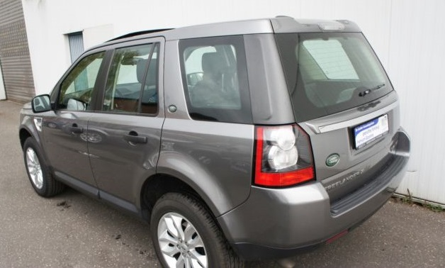 LANDROVER FREELANDER (04/2011) - GREY METALLIC - lieu:
