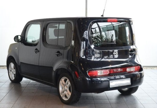 NISSAN CUBE (12/2010) - BLUE BLACK METALLIC - lieu: