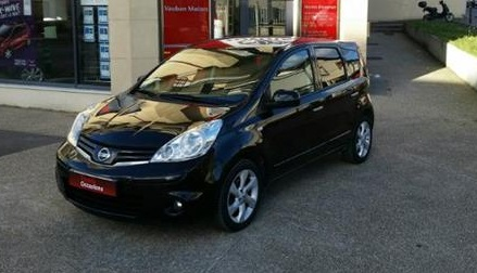 NISSAN NOTE 1.5 DCI LIFE