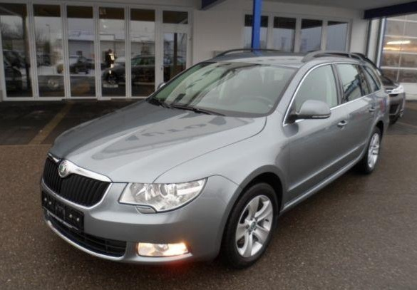 SKODA SUPERB 2.0 CRDI 4X4 AMBITION