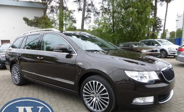 SKODA SUPERB 2.0 TDI 4X4 L&K EDITION