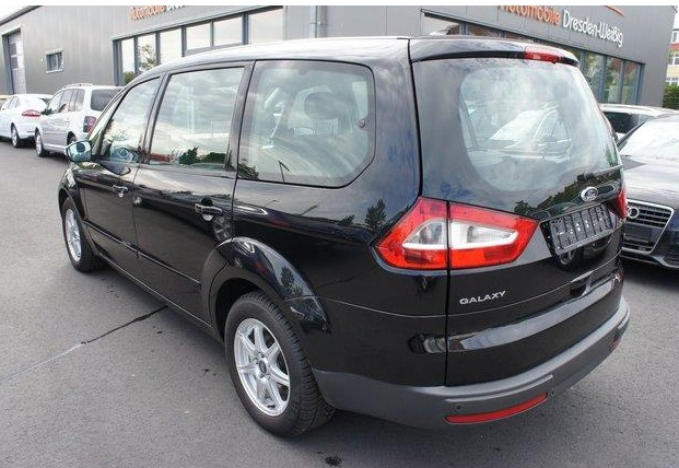 Left hand drive FORD GALAXY 2.0 TDCI 7 SEATS