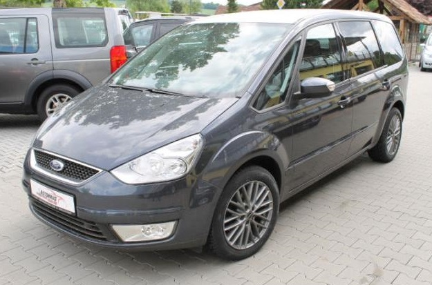 FORD GALAXY 2.0 TDCI 7 SEATS