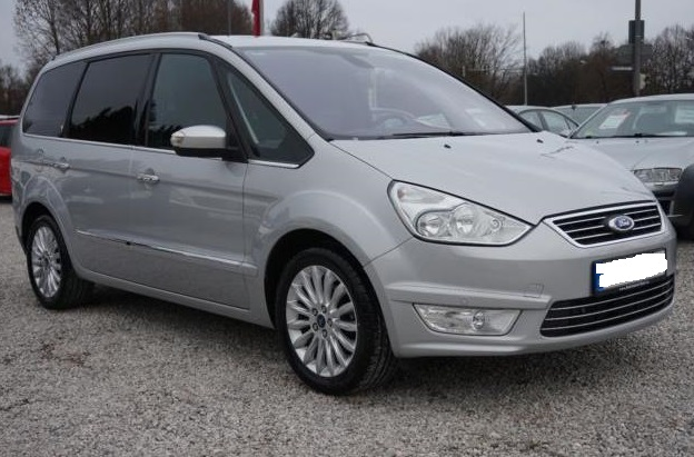 FORD GALAXY (02/2011) - SILVER METALLIC - lieu: