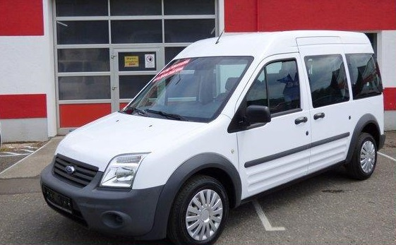 FORD TOURNEO CONNECT 1.8 TDCI 8 SEATS