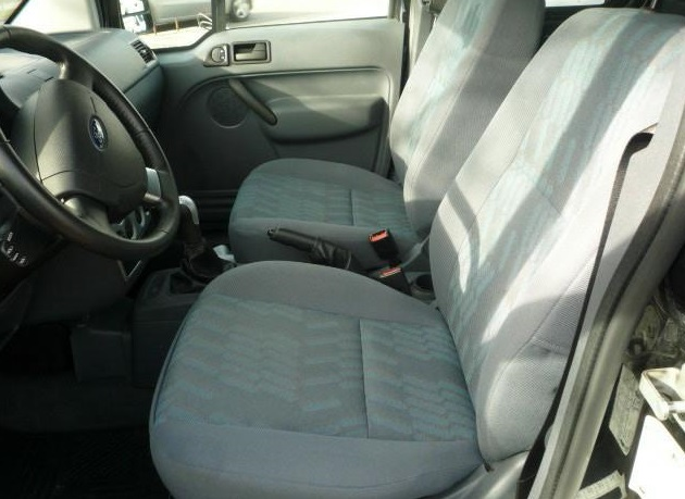FORD TOURNEO (03/2009) - BLACK - lieu: