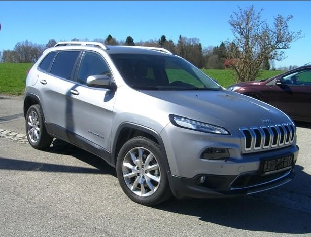 JEEP CHEROKEE 2.0 CRD MJET 4WD ACTIVE DRIVE