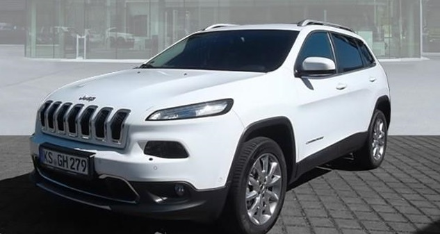 JEEP CHEROKEE 2.0 CRD MJET 4WD LIMITED