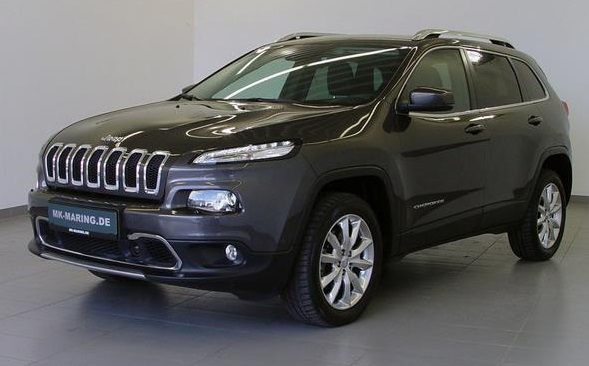 JEEP CHEROKEE 2.0 CRD 4WD LIMITED