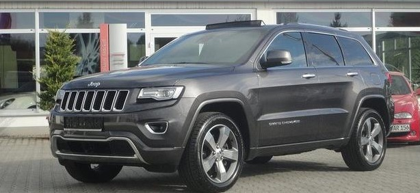 JEEP CHEROKEE (07/2014) - GREY METALLIC - lieu: