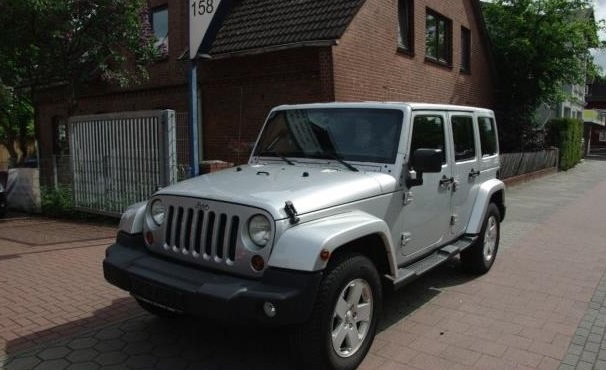 JEEP WRANGLER 2.0 CRD UNLIMITED SAHARA 4X4