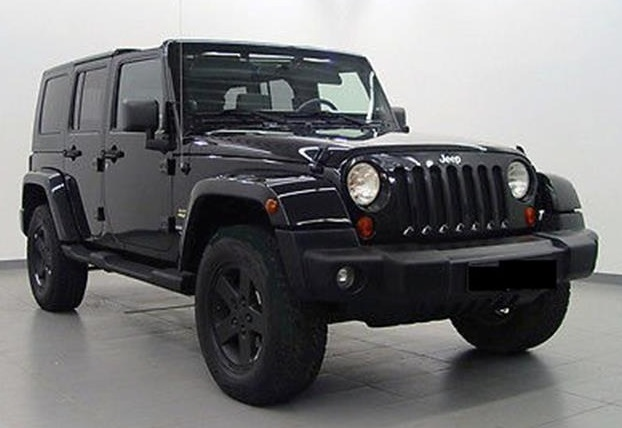 JEEP WRANGLER 2.8 CRD UNLIMITED SAHARA 4X4
