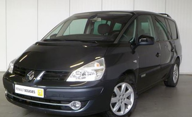 RENAULT GD ESPACE 2.0 DCI 25TH ANNIVERSARY