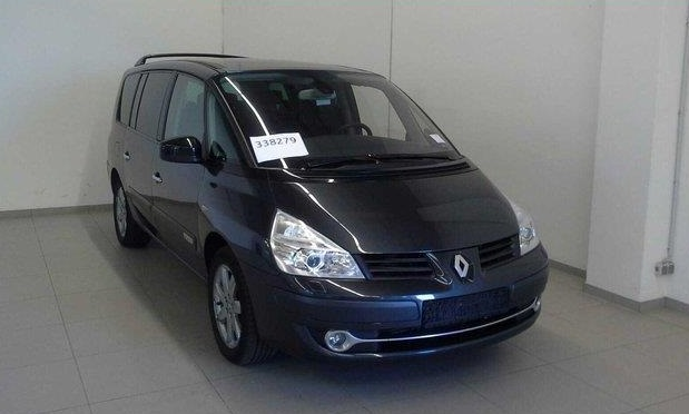 RENAULT GD ESPACE 2.0 DCI 25TH SPECIAL EDITION
