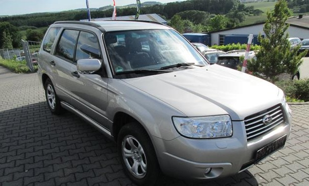 SUBARU FORESTER 2.0 X TOP