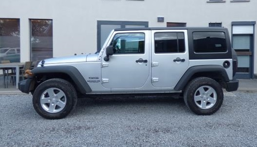 JEEP WRANGLER 2.8 CRD UNLIMITED