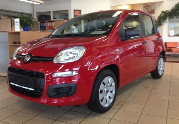 FIAT PANDA 1.3 4x4 POP MULTIJET