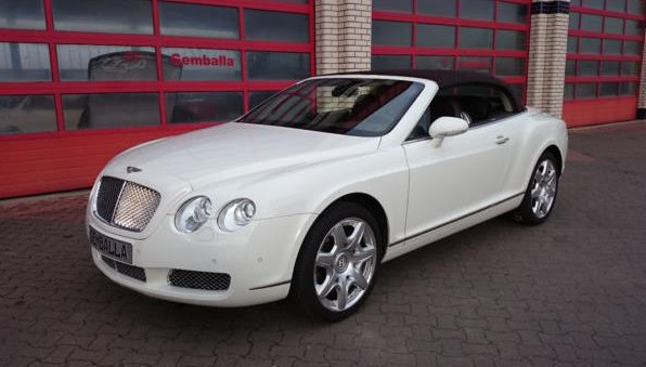 BENTLEY CONTINENTAL GTC 6.0 GTC MULLINER S