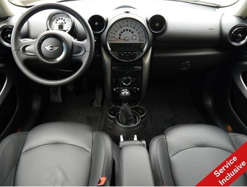 MINI PACEMAN (06/2014) - SILVER METALLIC - lieu: