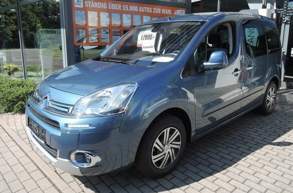 CITROEN BERLINGO E-HDI 90 SELECTION
