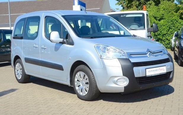 CITROEN BERLINGO (04/2012) - SILVER METALLIC - lieu:
