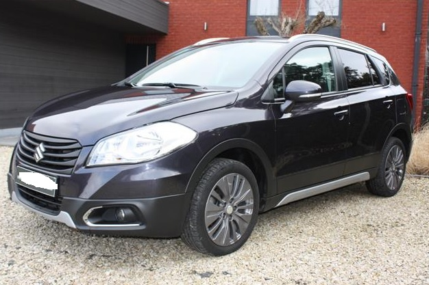 SUZUKI SX4 S-CROSS 1.6D BUSINESS LINE