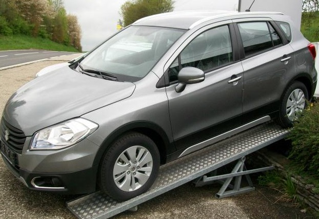 SUZUKI SX4 S-CROSS 1.6 DDIS ALLGRIP SHINE