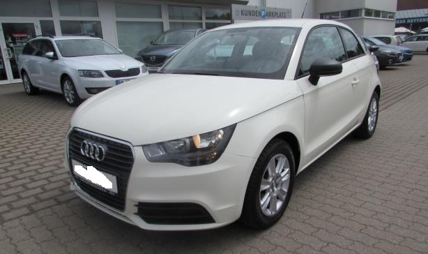 AUDI A1 1.2 TFSI ATTRACTION 86BHP