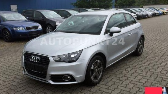 AUDI A1 1.4 TFSI 122BHP ATTRACTION