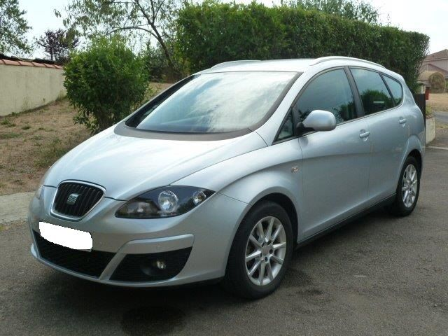 SEAT ALTEA XL 1.6 TDI 105 DSG STYLE FRENCH REG