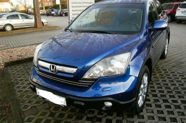 HONDA CR V 2.4i V-TECH EXCLUSIVE 4X4