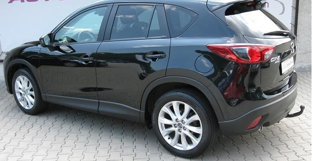 MAZDA CX-5 (05/2013) - BLACK  - lieu: