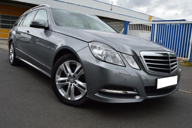 MERCEDES E CLASS E350 CDI BE 4MATIC ESTATE