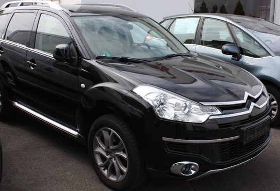 CITROEN C-CROSSER 2.2 HDI EXCLUSIVE 7 SEATS
