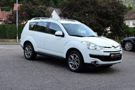 CITROEN C-CROSSER (05/2010) - WHITE - lieu: