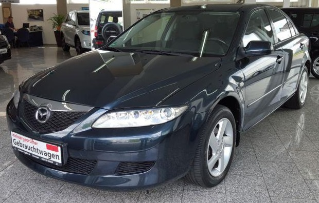 MAZDA 6 2.0 CD EXCLUSIVE